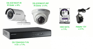 Hikvision-720P-4-Ch