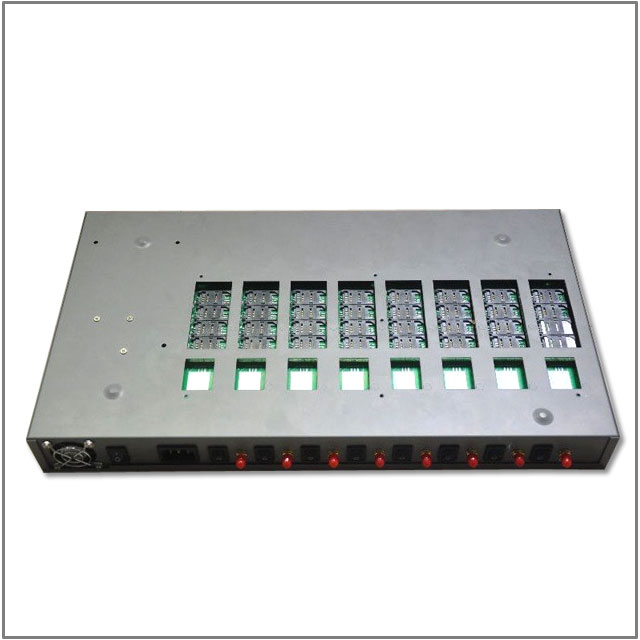 8 PORTS-32SIMS GSM FIXED WIRELESS